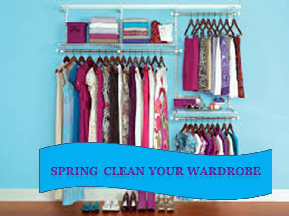 spring clean picture