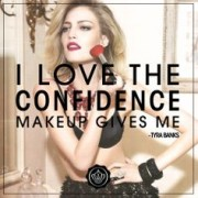 make up confidence